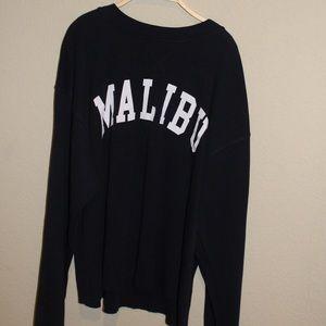 Brandy Melville Long Sleeve Malibu Shirt